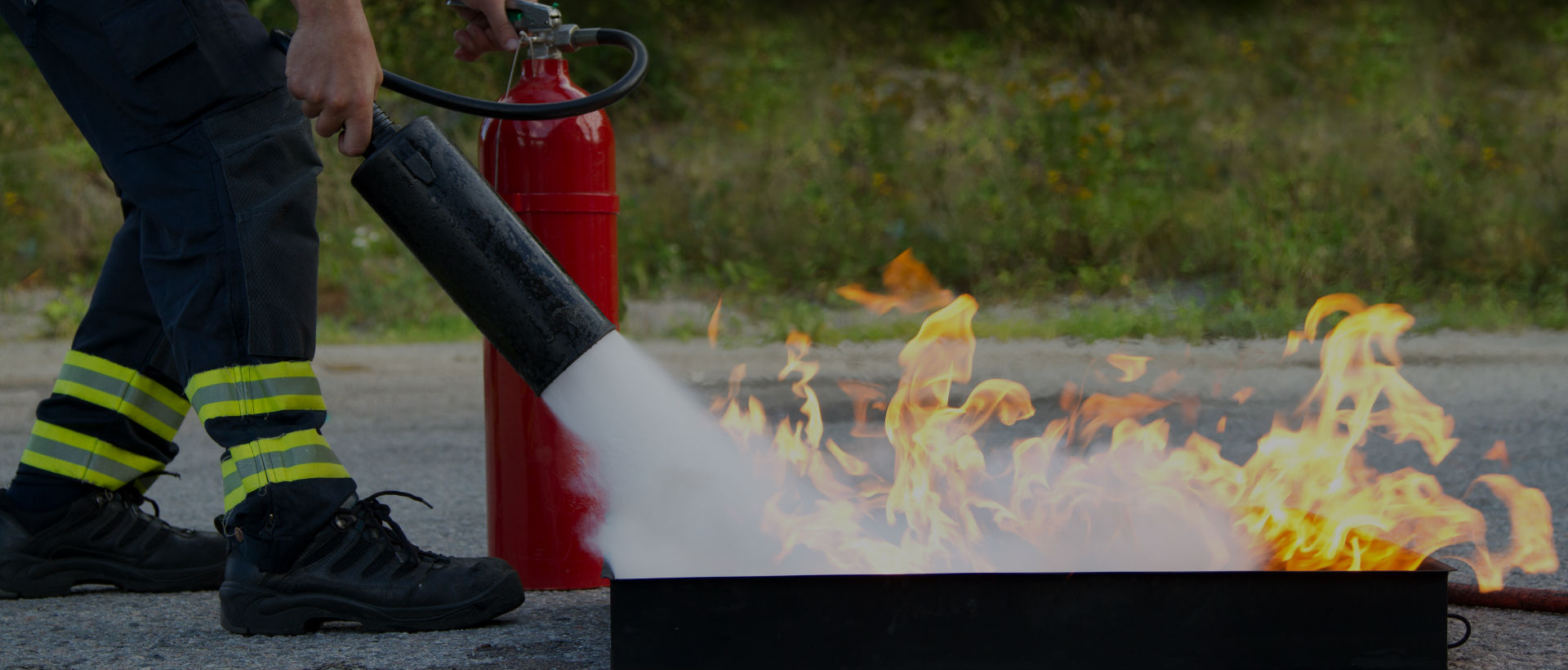 Professional Fire Marshal & Fire Warden Training
